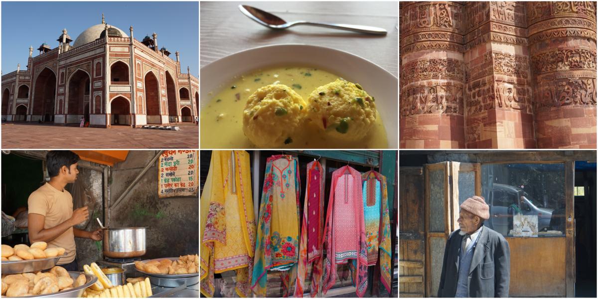 India - Ancient civilizations, food and color 2021r